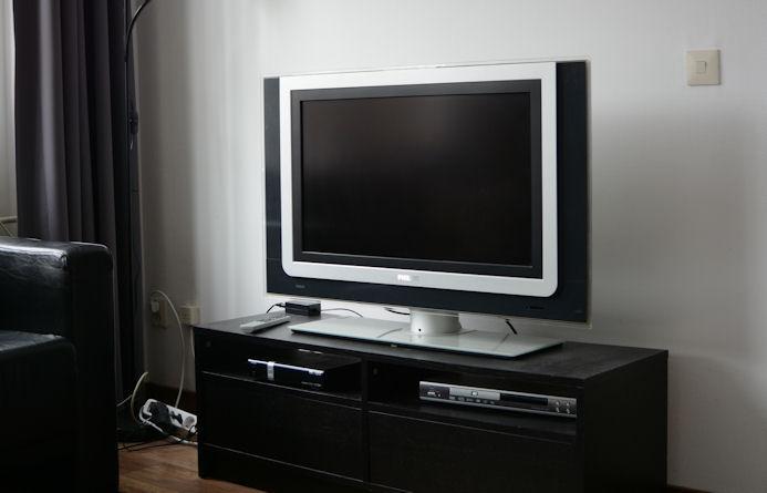 Farben zum wohnen: TV-Grau