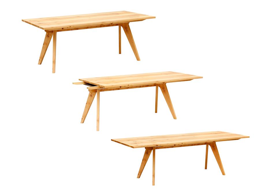 Tischlein streck dich